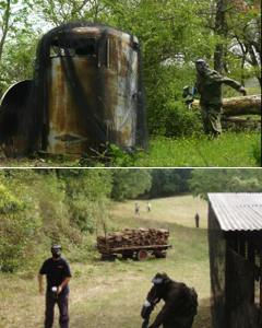 Puylarens paintball, Toulouse Laserquest